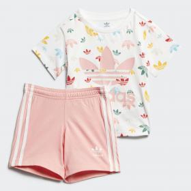Комплект: футболка и шорты Apparel