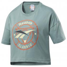 Укороченная футболка Classics Trail FS7368