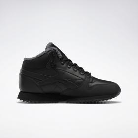 Кроссовки Reebok Classic Leather Mid Ripple FU9129
