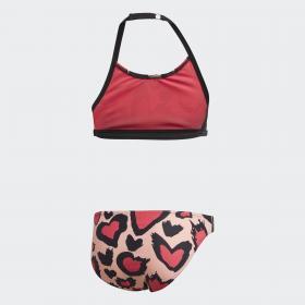 Раздельный купальник Girls Heart Graphic