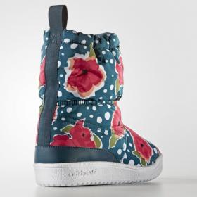 Детские ботинки зимние для девочек Adidas Originals