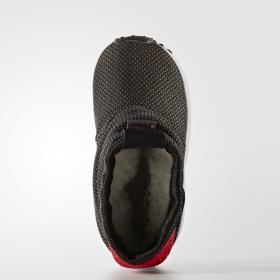 Теплые зимние сапожки, вдохновленные классическими беговыми кроссовками ZX Flux. K S76271