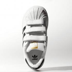 Детские кроссовки adidas originals superstar