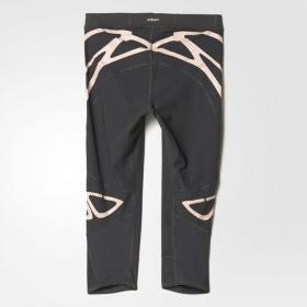 Женские леггинсы для бега Adidas Adizero Sprintweb Three-Quarter