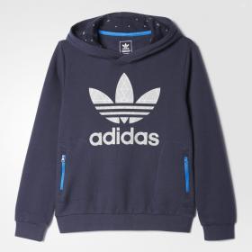 Худи Adidas Kids J Ywf Hoodie Adidas