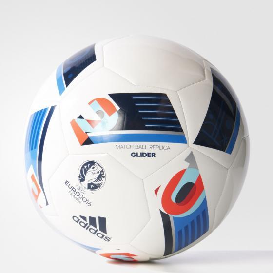 Футбольный мяч adidas UEFA EURO 2016 GLIDER  AC5419