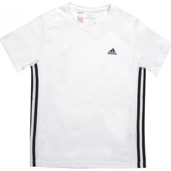 Футболка YB ESS M3S CR T Kids Adidas