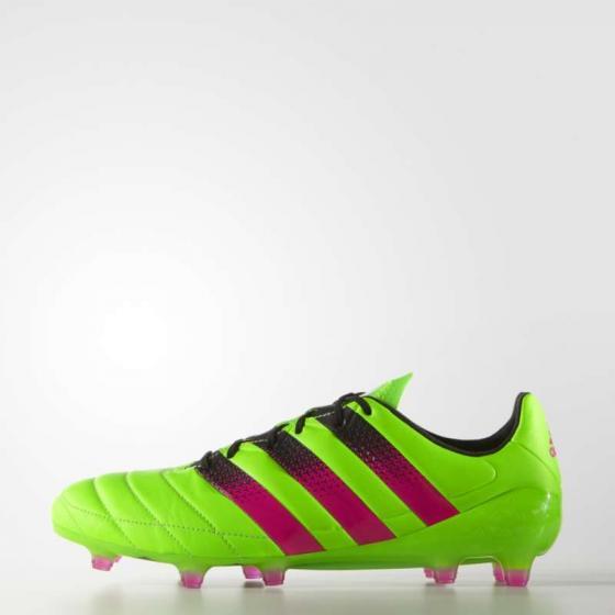 Мужские футбольные бутсы adidas ace 16.1 fg leather