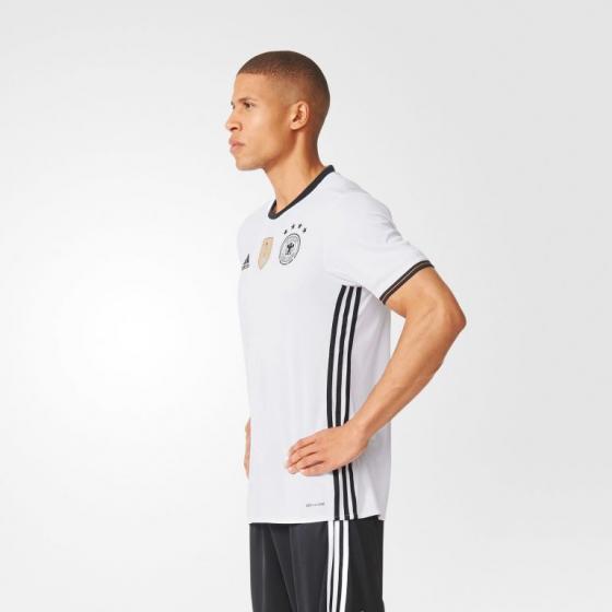 Футболка  сборной Германии adidas UEFA EURO 2016 Germany Home