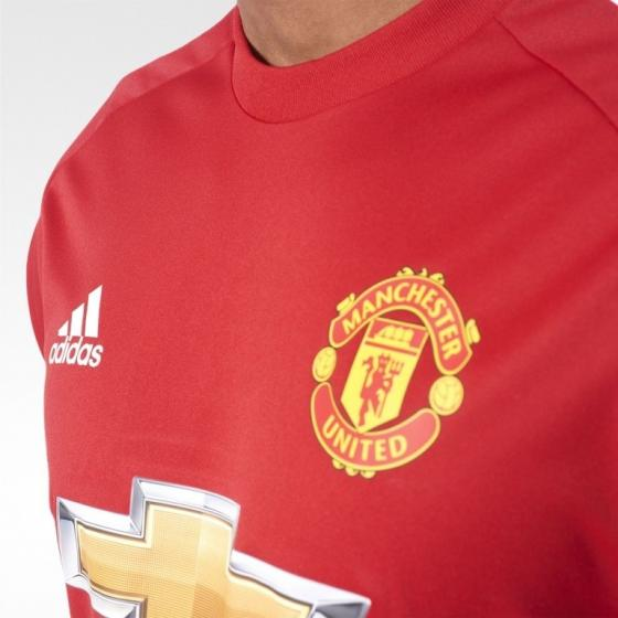 Мужская футболка Adidas Performance Manchester United Home