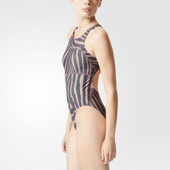 Купальник+шапочка для плавания Perf Swimsuit Adidas