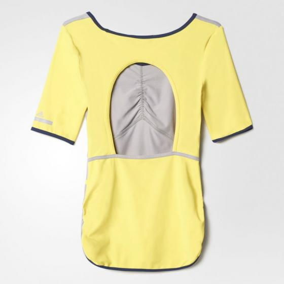 Женская футболка adidas by stella mccartney studio