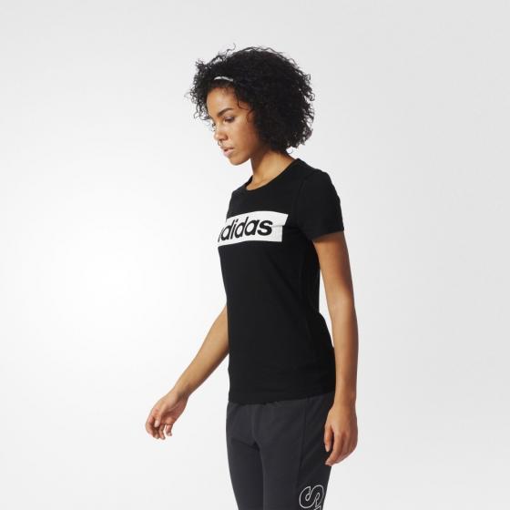 Футболка женская ESS LINEAR TEE Adidas