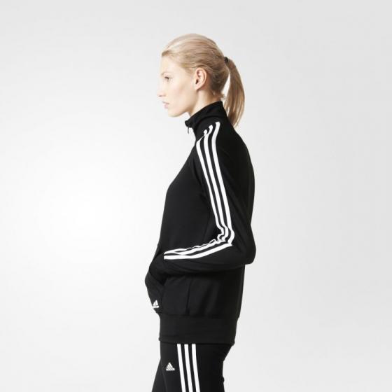 Женский джемпер adidas basics tractop