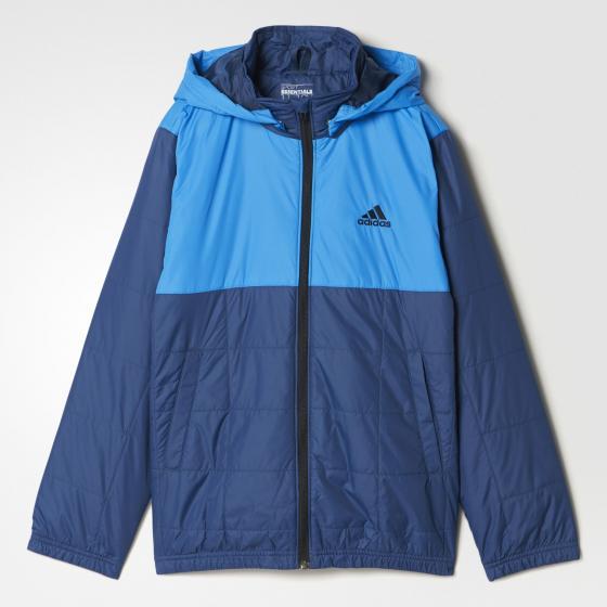 Детская куртка adidas essential climastorm
