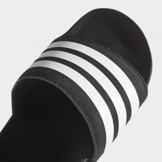 Шлепанцы adilette Cloudfoam Plus Stripes