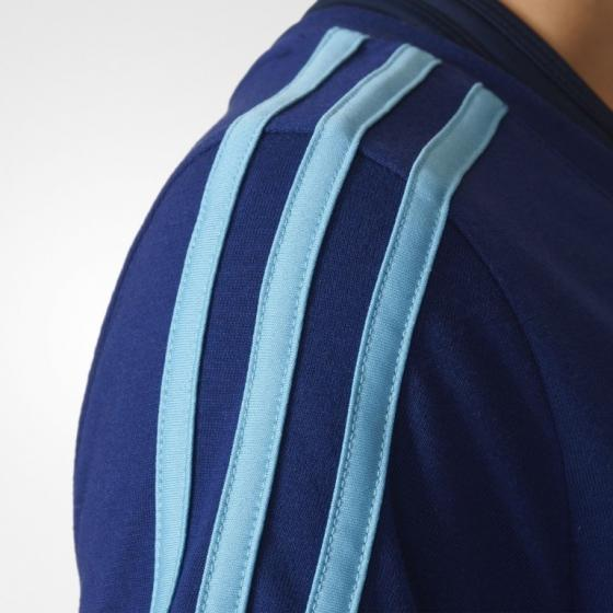 Женская футболка Adidas Perfomance Essentials 3-Stripes