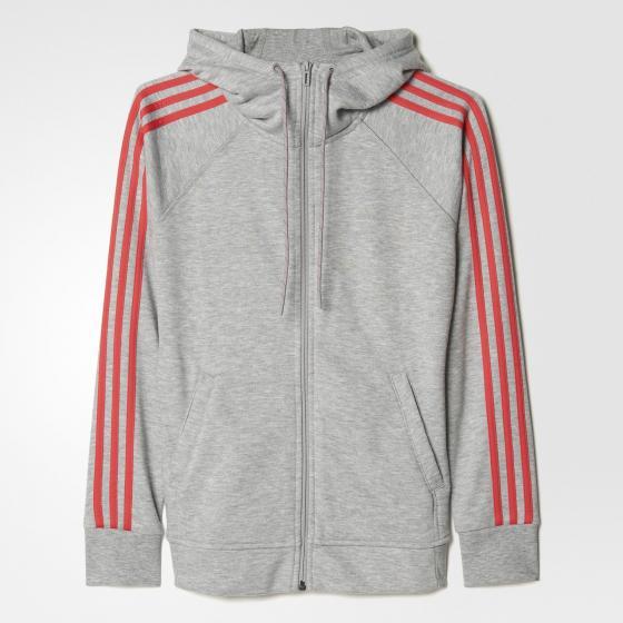 Женская толстовка Adidas Essentials 3-Stripes