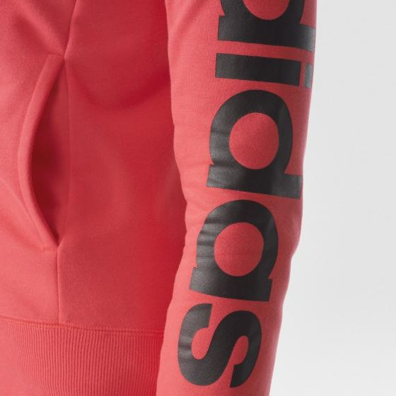 Худи женская ESS LINEAR HD Adidas