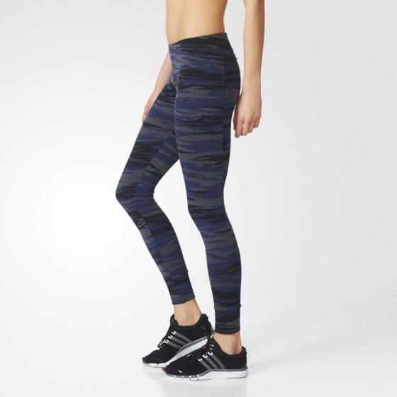 Леггинсы женские ESS TIGHT AOP Adidas