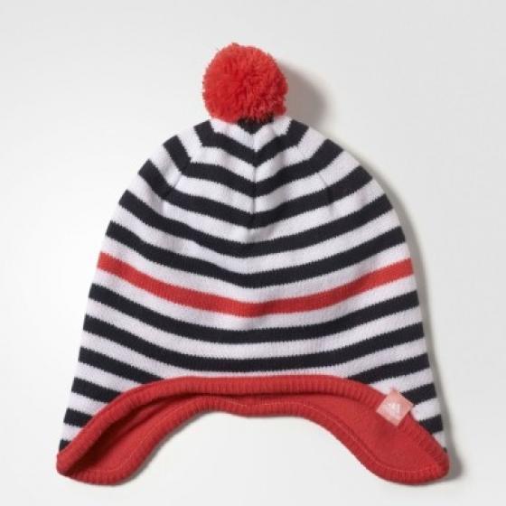 Детская шапка Adidas Perfomance Stripy Peruvian