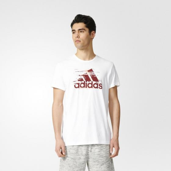 Футболка ESS LOGO Mens Adidas