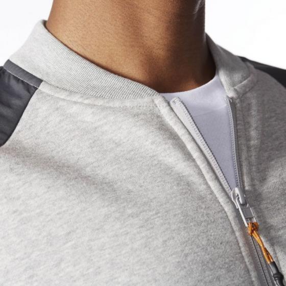 мужская олимпийка adidas originals sport luxe mix