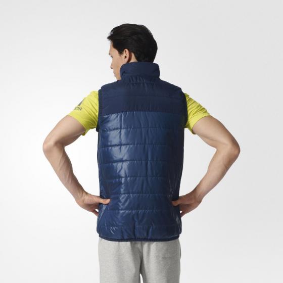 Жилет утепленный мужской BC PAD VEST Adidas