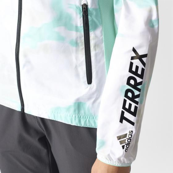 Куртка TERREX Summerlight Printed W B45701