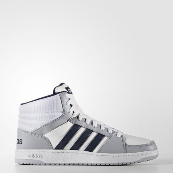 Кроссовки высокие мужские VS HOOPS MID Adidas