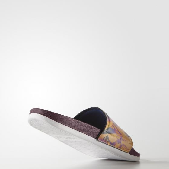 Шлепанцы adilette Cloudfoam Ultra Graphic W BB3745