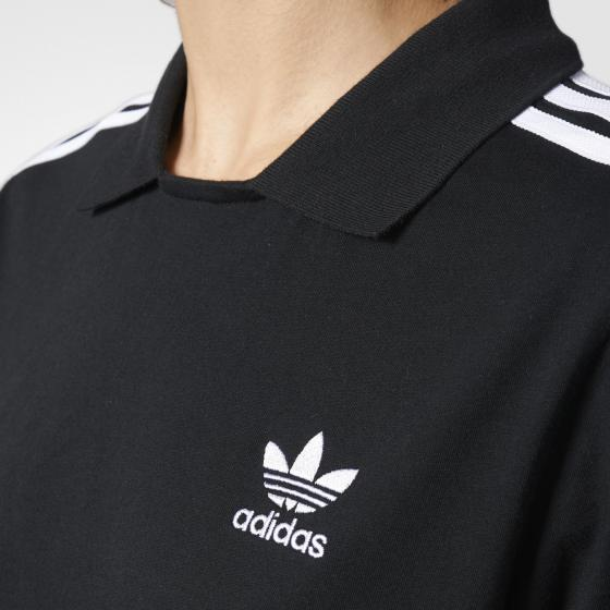 Футболка-поло 3-Stripes W BJ8171