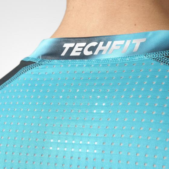Футболка Techfit Chill Graphic M BK3551