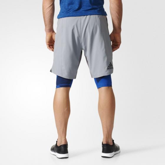 Шорты мужские CRAZYTR SH 2IN1 Adidas