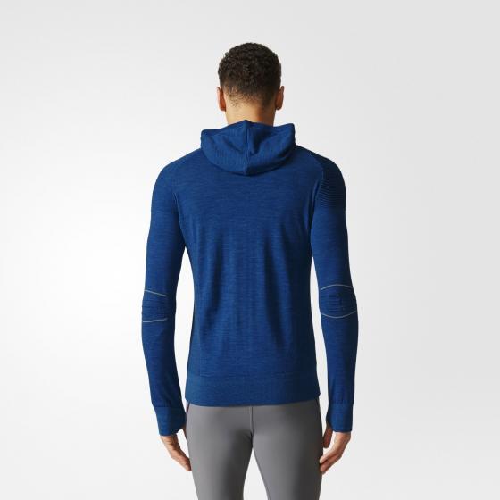 Куртка для бега City Run Primeknit M BP6817