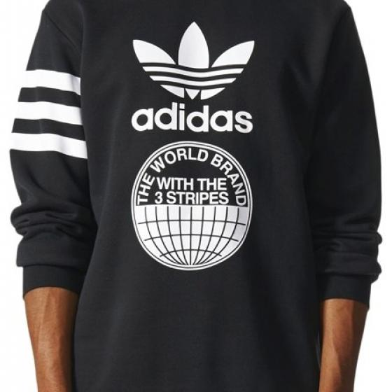 Толстовка STREET GRAPH CR Mens Adidas
