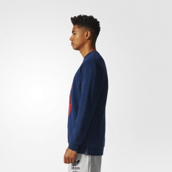 Джемпер adidas STREET GRAPHIC