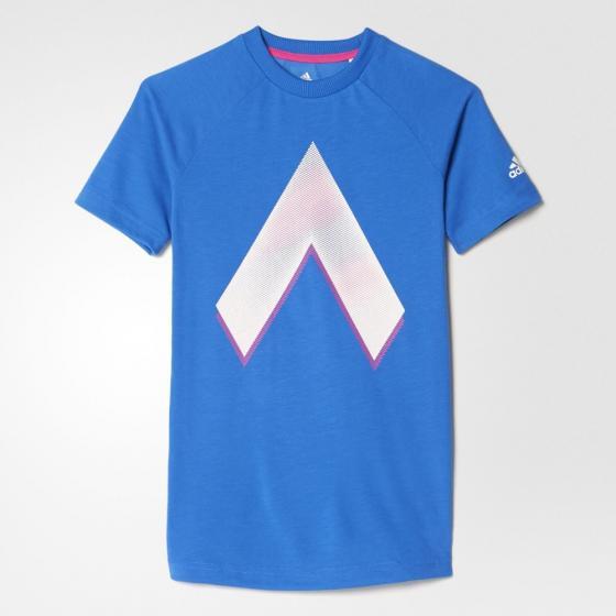 Футболка детская YB ACE GRAP TEE Adidas