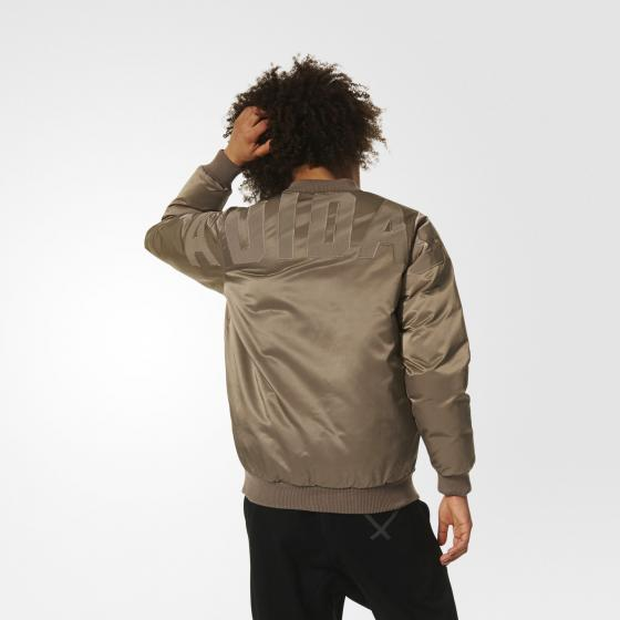 Утепленная куртка Mid Bomber W BQ7447