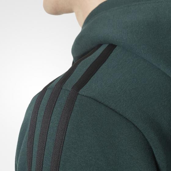 Флисовая толстовка Essentials 3-Stripes M BQ9630