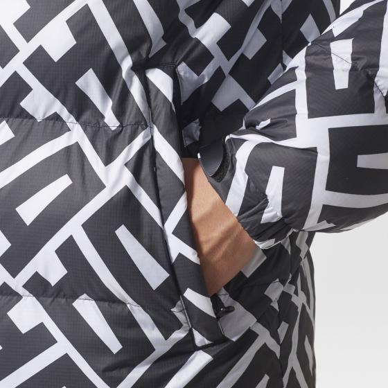 Утепленная куртка Graphic M BR9321