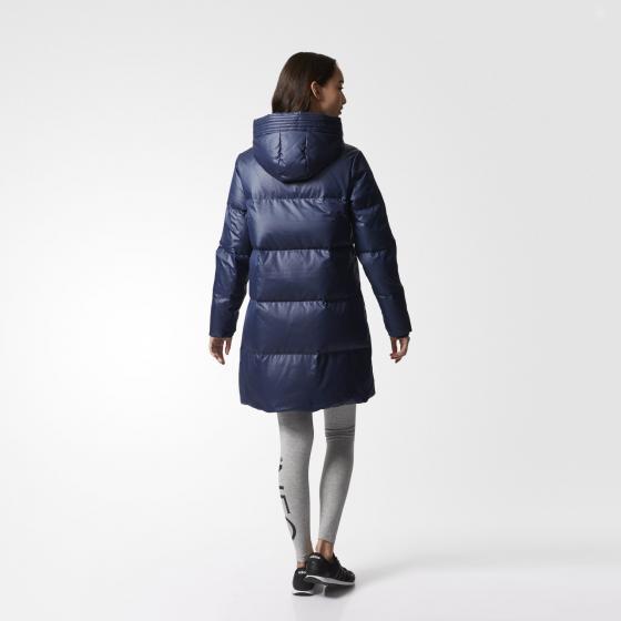 Утепленное пальто A-Line W CD2287