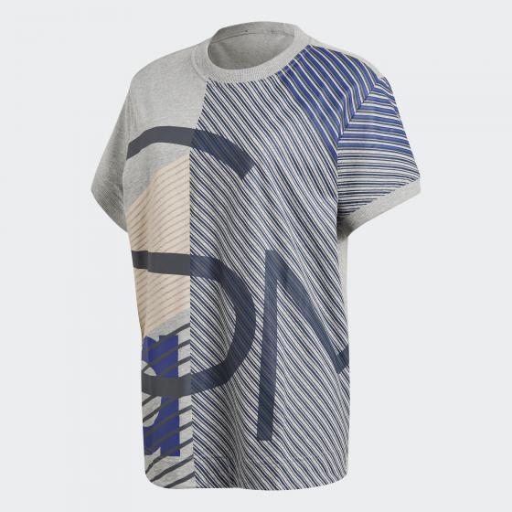 Футболка Essentials Stripe Graphic W CE3519