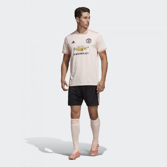 Гостевая игровая футболка Манчестер Юнайтед