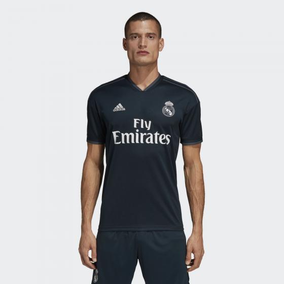 Гостевая игровая футболка Реал Мадрид