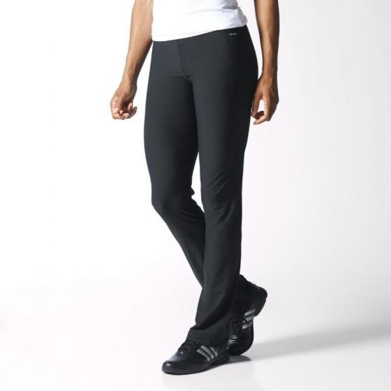 Женские брюки adidas WORKOUT PANT STRAIGHT PANT