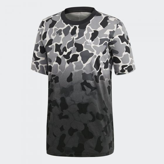 Футболка Camouflage Dip-Dyed