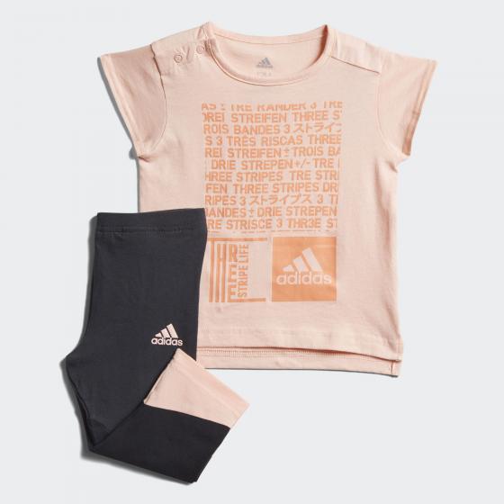 Комплект: футболка и леггинсы Mini Me