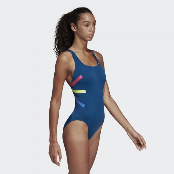 Слитный купальник Pro V Colorblocked