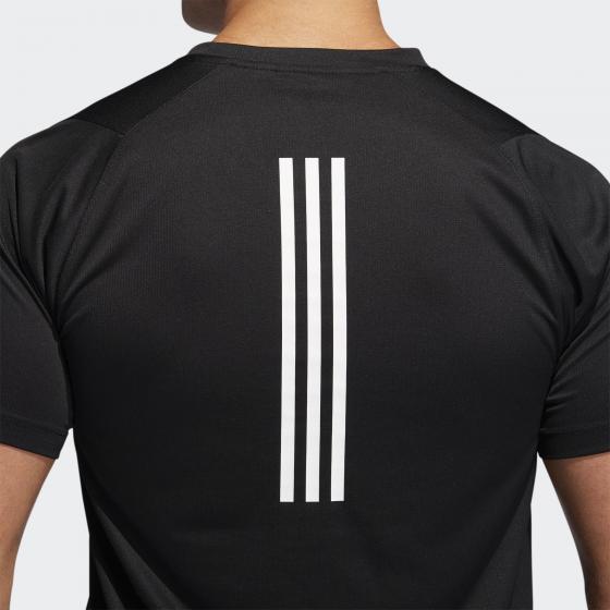 Футболка FreeLift Sport Fitted 3-Stripes